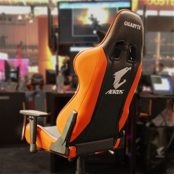How to Assemble AORUS AGC300 Gaming Chair